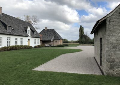 architectgeertvleeschouwers Woning-Blomme-te-Hansbeke